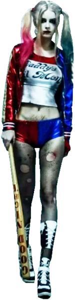 小丑女-自殺突擊隊